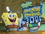 The Krab o Matic 3000 - Juegos de Bob Esponja de Dragon Ball Z