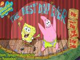 The Best Day Ever - Juegos de Bob Esponja operando