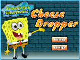 Cheese Dropper - Juegos de Bob Esponja de Dragon Ball Z