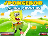 Arrow Shooting - Juegos de Bob Esponja de Dragon Ball Z